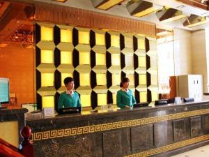 Jinjiang Inn Select Yulin Shangjun Road, Hotels  Yulin - big - 8