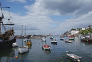 Danecroft, Brixham, Case vacanze  Brixham - big - 24