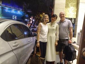 Hanoi Delano Hotel, Szállodák  Hanoi - big - 83