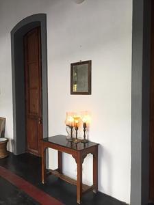 Villa Helena, Bed & Breakfast  Pondicherry - big - 31