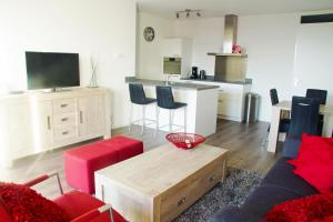 Calypso 566 apartment with private parking and gym(Róterdam)