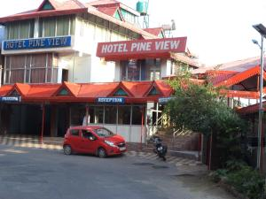 Hotel Pine View Kasauli