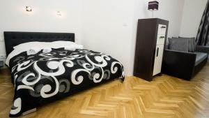 Black&White Apartment Krakovská