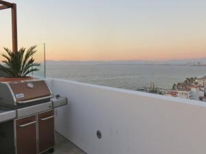 Amapas 353 303 Apartment, Апартаменты  Пуэрто-Вальярта - big - 23
