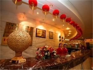 Review Tianjin Yinhe Hotel