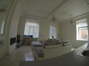(Apartment at Zvonarsky Pereulok 1)