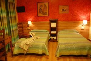 Hotel Rural Bidean, Vidiecke domy  Puente la Reina - big - 23