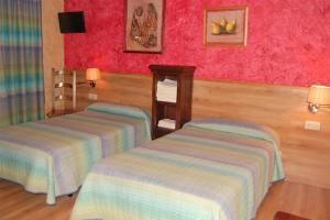 Hotel Rural Bidean, Vidiecke domy  Puente la Reina - big - 21