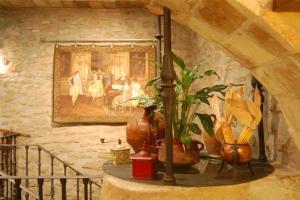 Hotel Rural Bidean, Vidiecke domy  Puente la Reina - big - 14
