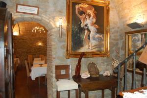 Hotel Rural Bidean, Vidiecke domy  Puente la Reina - big - 13