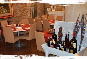 Hotel Rural Bidean, Vidiecke domy  Puente la Reina - big - 12