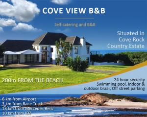 Cove View B&B, Bed and breakfasts  East London - big - 1