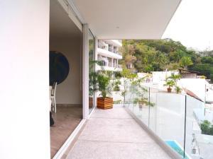 Condo Papelillos 3, Апартаменты  Пуэрто-Вальярта - big - 24
