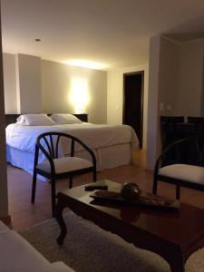 Hoteles Portico Galeria & Cava, Hotels  Manizales - big - 20