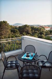 Fluctus Apartments, Appartamenti  Brodarica - big - 26