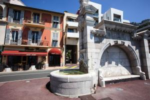 Paris Rome, Hotels  Menton - big - 51
