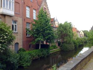 Charming House on the canal(Brujas)