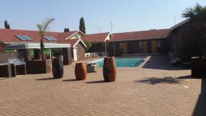 African Phoenix Guest Lodge, Affittacamere  Kempton Park - big - 67