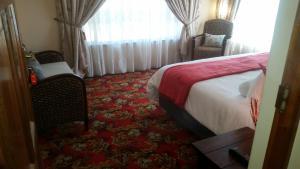 African Phoenix Guest Lodge, Affittacamere  Kempton Park - big - 23