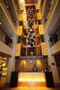 Hotel Golden Grand, Отели  Нью-Дели - big - 67