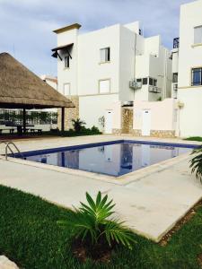 Departamento Albaida II, Apartmány  Playa del Carmen - big - 5