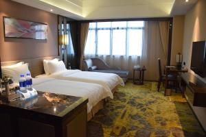 Foshan Ramada Hotel, Отели  Фошань - big - 44
