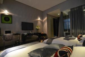 Dali N° Hotel, Hotels  Dali - big - 45