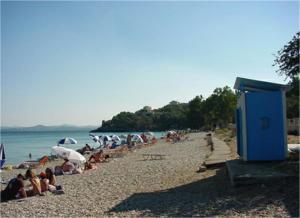 Beachfront Barbati Villas