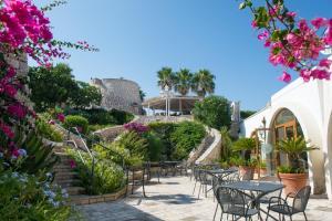Hotel Ristorante Panoramico, Hotely  Castro di Lecce - big - 35