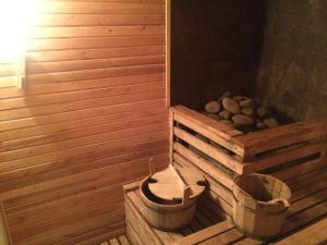 Sauna complex Parka
