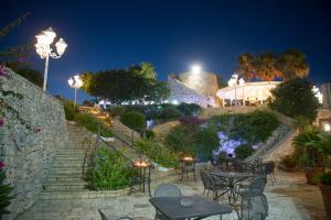 Hotel Ristorante Panoramico, Hotely  Castro di Lecce - big - 37
