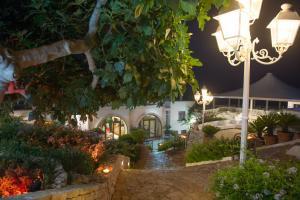 Hotel Ristorante Panoramico, Hotely  Castro di Lecce - big - 49