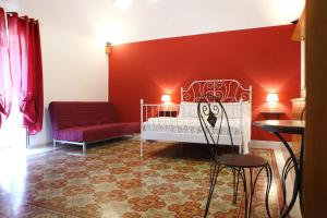 B&B Maia House, Bed and Breakfasts  Santo Stefano di Camastra - big - 3