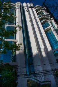 Departamento en edificio Hilda - Av 6 de Agosto, Апартаменты  Ла-Пас - big - 10
