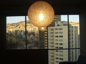 Departamento en edificio Hilda - Av 6 de Agosto, Апартаменты  Ла-Пас - big - 6