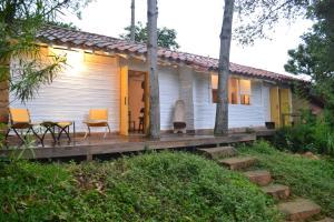 Casa Muriel, Ubytování v soukromí  Barichara - big - 8