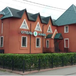 Отель Кают-Компания