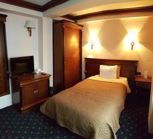 Elsa Hotel, Hotels  Skopje - big - 7