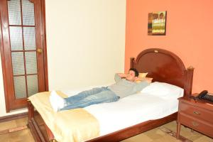 Hotel Suites Don Juan, Hotely  Milagro - big - 18