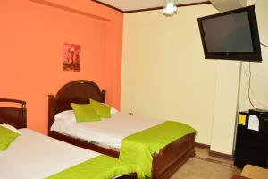 Hotel Suites Don Juan, Hotely  Milagro - big - 26