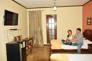 Hotel Suites Don Juan, Hotely  Milagro - big - 28