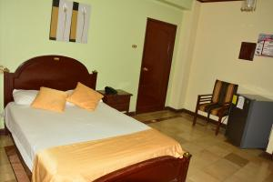 Hotel Suites Don Juan, Hotely  Milagro - big - 39