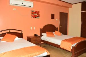 Hotel Suites Don Juan, Hotely  Milagro - big - 51