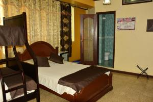 Hotel Suites Don Juan, Hotely  Milagro - big - 74