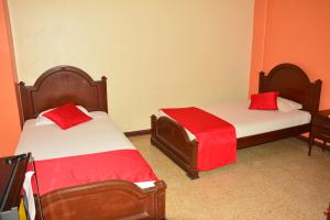 Hotel Suites Don Juan, Hotely  Milagro - big - 89