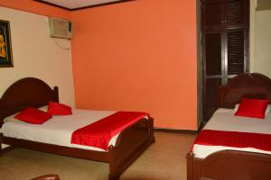Hotel Suites Don Juan, Hotely  Milagro - big - 100