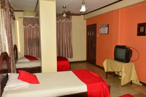 Hotel Suites Don Juan, Hotely  Milagro - big - 102
