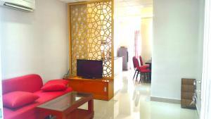 Kim Quang Apartment, Apartmány  Long Hai - big - 17