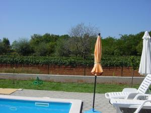 Villa Marjan, Vily  Tinjan - big - 5