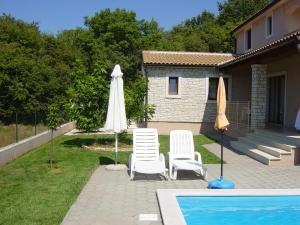 Villa Marjan, Vily  Tinjan - big - 7